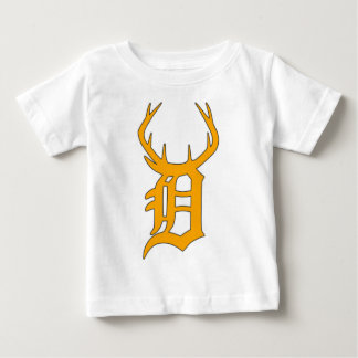 D Antlers Baby T-Shirt