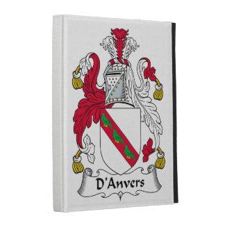 D' Escudo de la familia de Anvers