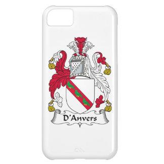 D' Escudo de la familia de Anvers Funda Para iPhone 5C