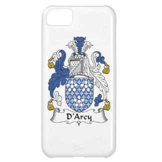 D' Escudo de la familia de Arcy Funda Para iPhone 5C