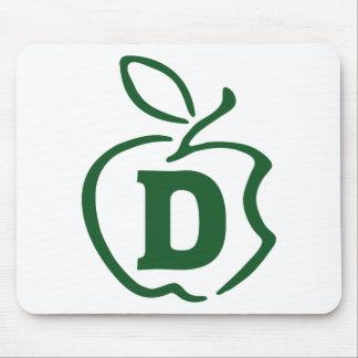 D-Apple Alfombrilla De Ratones