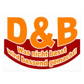 D&B Logo_3 v2 Postcard