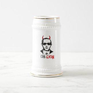 """""""D.B. Satan """" Taza De Café"""