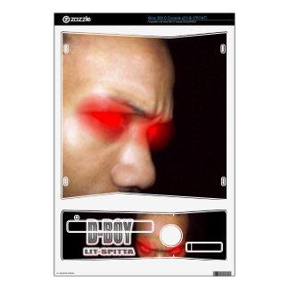 D-BOY SKIN XBOX 360 S SKINS