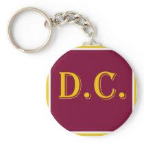D.C. Keychain