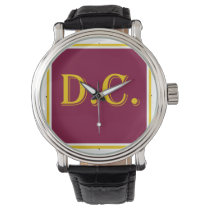 D.C. Pride Wrist Watch