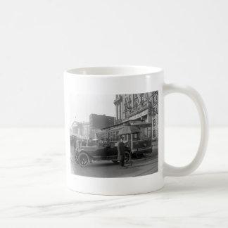 D.C. Traffic Cop, 1913 Coffee Mug