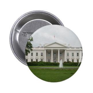 D.C. white house Pinback Button