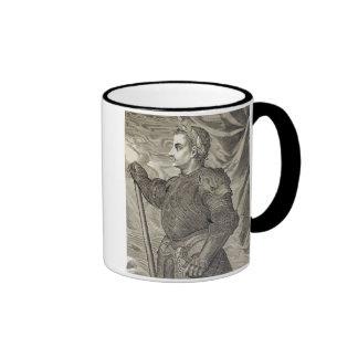 D. Claudius Caesar Emperor of Rome from 41 - 54 AD Mug