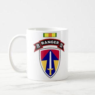 D Co, 75th Infantry - Ranger - 2FFV, Vietnam Mugs