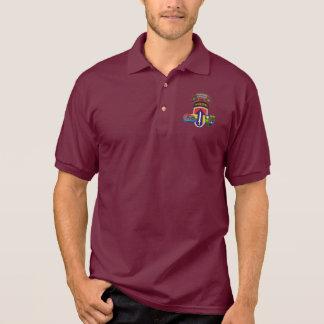 D Co RANGER 2D Field Force Vietnam  Polo Shirt