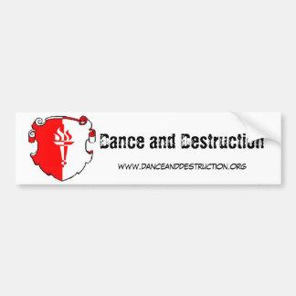 D&D Bumper Sticker