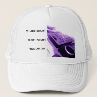 "D.D. ""Purple Decks"" Dj Sabian Vox Hat"