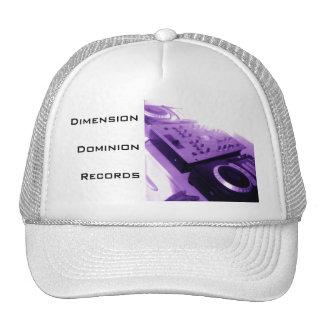 """D.D. """"Purple Decks"""" Dj Sabian Vox Hat"""