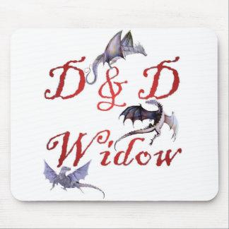 D & D Widow Mousepad