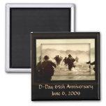 D-Day 65th Anniversary June 6, 2009 Fridge Magnet