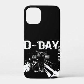 D-DAY 6th June 1944 iPhone 12 Mini Case