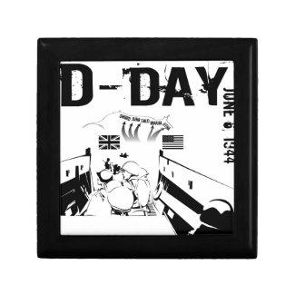D-DAY 6th June 1944 Keepsake Box