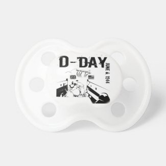 D-DAY 6th June 1944 Pacifier