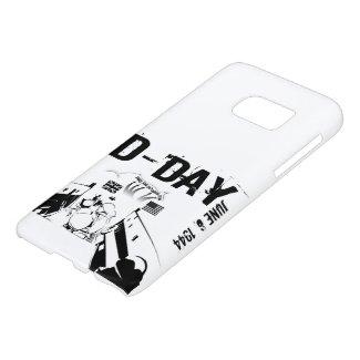 D-DAY 6th Juni 1944 Samsung Galaxy S7 Case
