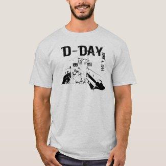 D-DAY 6th Juni 1944 T-Shirt