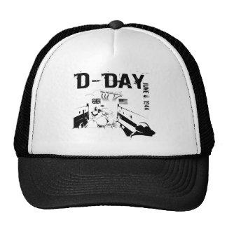 D-DAY 6th Juni 1944 Trucker Hat