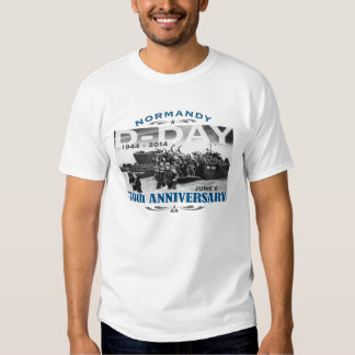 D-Day 70th Anniversary Battle of Normandy Tee Shirt