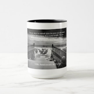 D-Day 70th Anniversary Mug