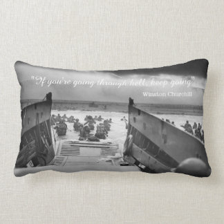 D-Day 70th Anniversary Pillow
