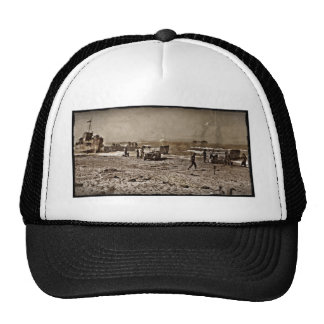 D-Day Assorted Images Trucker Hat