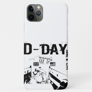 D-DAY iPhone 11 PRO MAX CASE