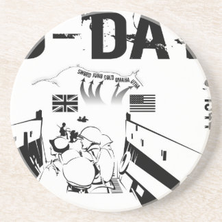 D-DAY COASTER