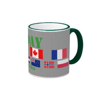 D-DAY* COFFEE MUG