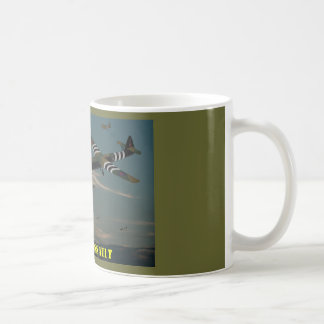 D Day Dawn, Airborne Assault Mug