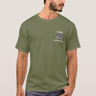 D-Day Green June 6th, 1944 T-Shirt