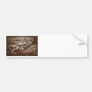 D-Day Landings Assorted Images Bumper Sticker