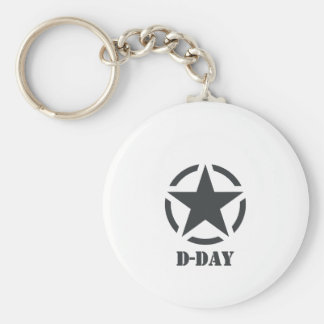 D-Day Normandy - Day-J - Normandy Keychain