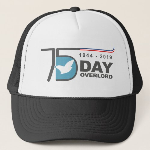 D_Day Overlord 1944 2019 Trucker Hat