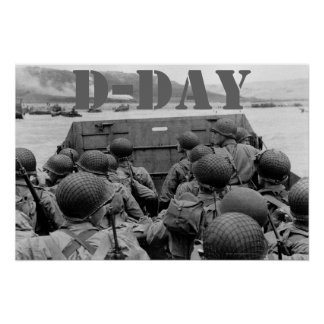 D-DAY POSTER