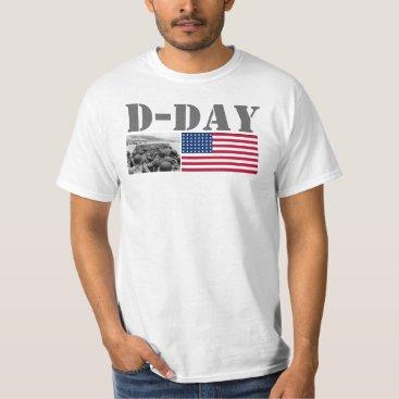 Beach Themed D-Day T-Shirt