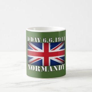 D-Day UK Flag 6th June 1944 Mug