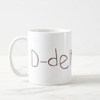 D - delta NATO Coffee Mug