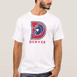 D Denver Logo T-Shirt