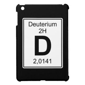 D - Deuterium iPad Mini Cover
