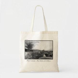D´entrada Pont - Sant Andreu of the Boat Tote Bag