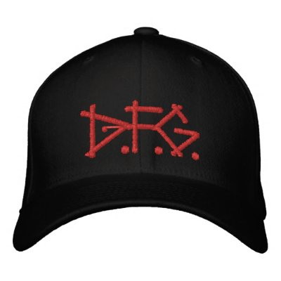 D.F.G. BASEBALL CAP