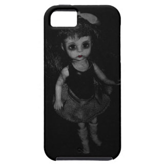 "D.Gauss' ""Lil' Miss Zombie Girl""  iPhone 5 Tough C iPhone SE/5/5s Case"
