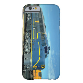 D&H Alco PA-1 #18. (tren; cielo; nubes; carril;) Funda Barely There iPhone 6