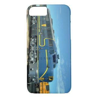 D&H Alco PA-1 #18. (tren; cielo; nubes; carril;) Funda iPhone 7