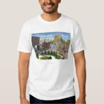 D & H Bldg View of State Street to Capitol T-Shirt